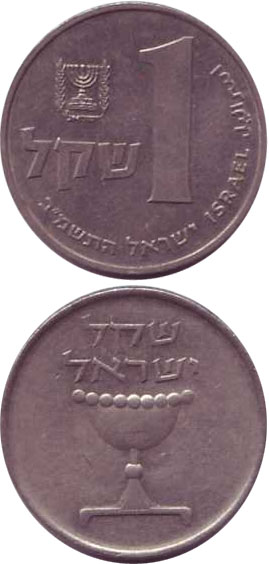 shekel in the Bible