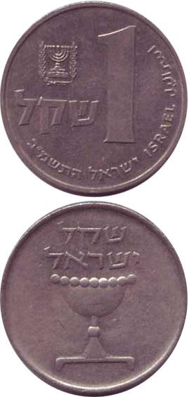 shekel in the Bible